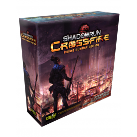 Shadowrun 5 Crossfire Prime Runner Edition