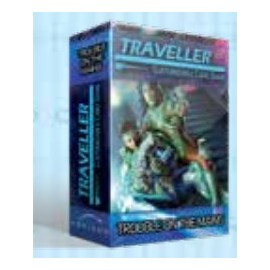 Traveller CCG: Trouble on the Mains