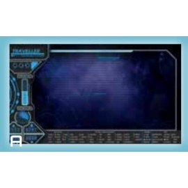 Traveller CCG: Playmat A