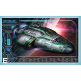 Traveller CCG: Playmat E