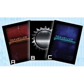 Traveller CCG: Card Sleeves B
