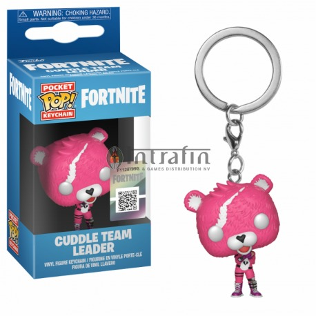 POP Keychain: Fortnite - Cuddle Team Leader
