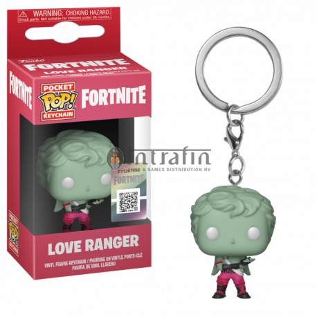 POP Keychain: Fortnite - Love Ranger