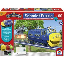 Puzzle Chugginton Blue (60)
