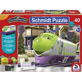 Puzzle Chugginton Green (40)