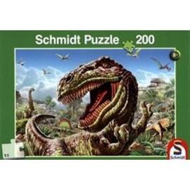 Puzzle T-Rex (200)