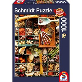 Puzzle Kitchen Potpourri (1000)