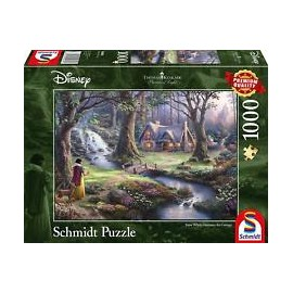 Puzzle Mountain Retreat (1000)