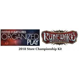 Runewars Miniatures Game 2018 Store Championship Kit