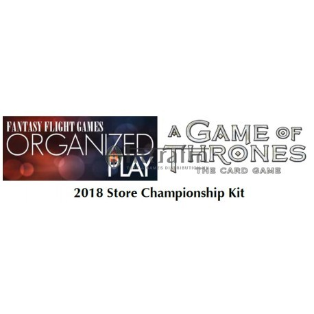 A Game of Thrones: The Card Game 2018 Store Championship Kit