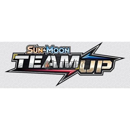 Pokémon Sun & Moon 9 Team Up Checklane Blister Eng