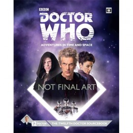 Dr Who RPG Twelfth Doctor Sourcebook