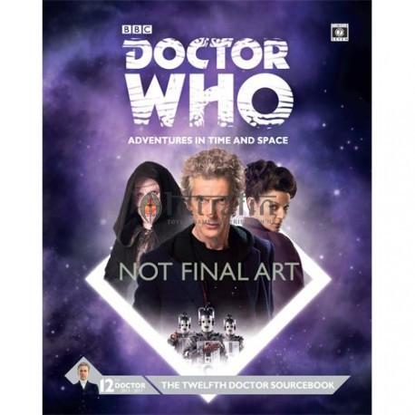 Dr Who RPG Twelfth Doctor Sourcebook