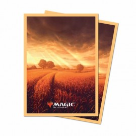 MTG Unstable Deck Protector Sleeves: Plains (100ct)
