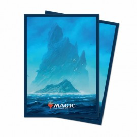 MTG Unstable Deck Protector Sleeves: Island (100ct)
