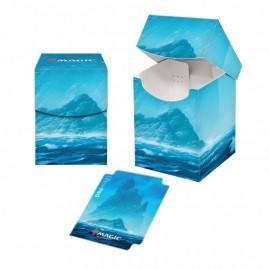 MTG Unstable Pro 100+ Deck Box: Island