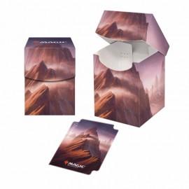 MTG Unstable Pro 100+ Deck Box: Mountain