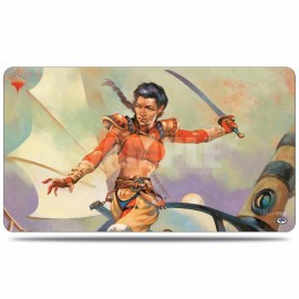 MTG Legendary Playmats: Captina Sisay