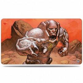 MTG Legendary Playmats: Karn, Silver Golem
