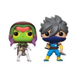 Movies POP - Capcom Vs Marvel - Gamora vs Strider 2-pack