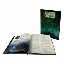 Arkham Horror Third Edition: Deluxe Rulebook