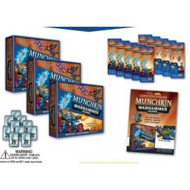 Munchkin Warhammer 40.000 Launch Kit