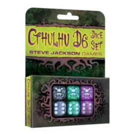 Munchkin Cthulhu D6 Dice Set