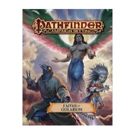 Pathfinder Campaign Setting: Faiths of Golarion