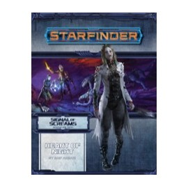 Starfinder Adventure Path: Heart of Night (Signal of Screams 3 of 3)