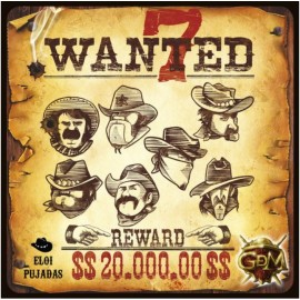 Wanted 7 EN-FR-IT-NL