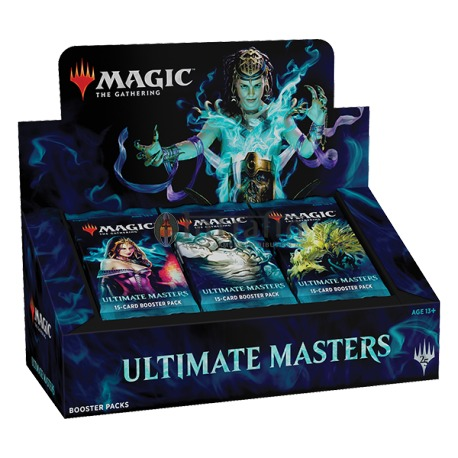 MTG Ultimate Masters 2018 Booster Display (24) English
