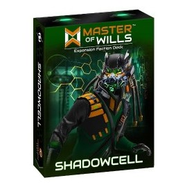 Master of Wills: Shadowcell Expansion Deck