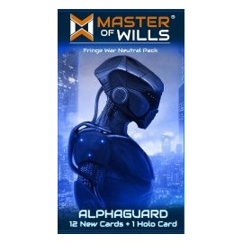 Master of Wills: Alphaguard Fringe War Pack