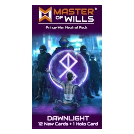 Master of Wills: Dawnlight Fringe War Pack