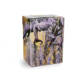 Dragon Shield Deck Shell - Lilac 'Pashalia'