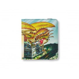 Limited Editi Boreas Art incl 18//16 pp Dragon Shield Card Codex ZIPSTER Binder