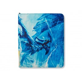 DS: Card Codex ZIPSTER Binder - Boreas Art(incl 18/16 pp)Limited Edition)