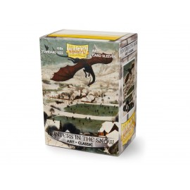 ART Sleeves Classic - Hunters in the Snow' Art Sleeves -Classic (100) - LIMITED