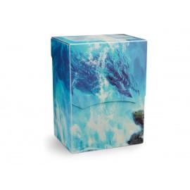 Dragon Shield Deck Shell - Baby Blue 'Bethia'