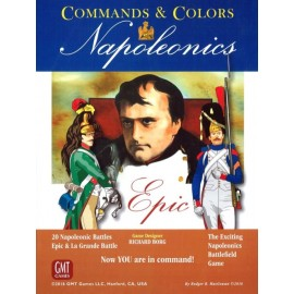 Commands & colors: Napoleonics Exp 6: Epic