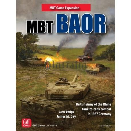 BAOR: MBT Expansion
