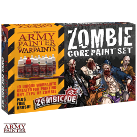 Warpaints Zombicide Core Zombie Set