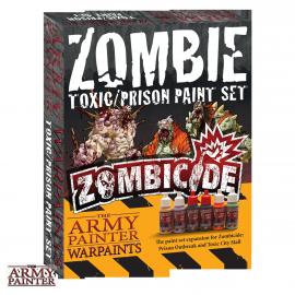 Warpaints Zombicide Toxic/ Prison Set