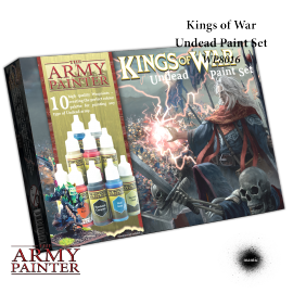 Warpaints Kings of War Undead Paint Set