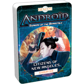 Genesys RPG: Citizens of New Angeles Adversary Deck