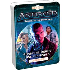 Genesys RPG: Runners, Mercs, and Criminals Adversary Deck