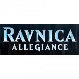MTG Ravnica Allegiance Deck Builder's Toolkit (4) French