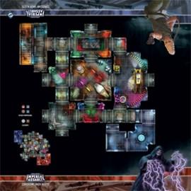 Star Wars: Imperial Assault: Coruscant Back Alleys Skirmish Maps