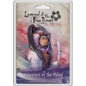 Legend of the Five Rings LCG: Warriors of the Wind Clan Pack