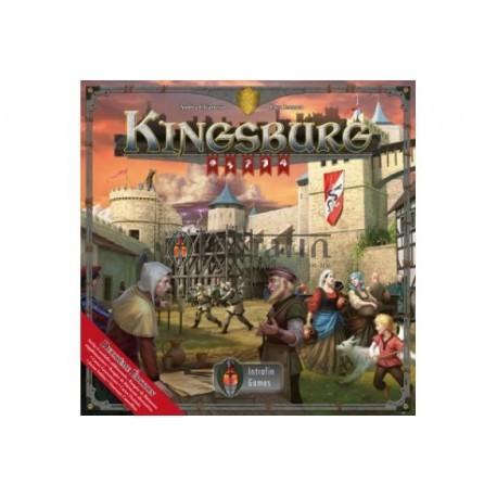 Kingsburg 2ième édition VF